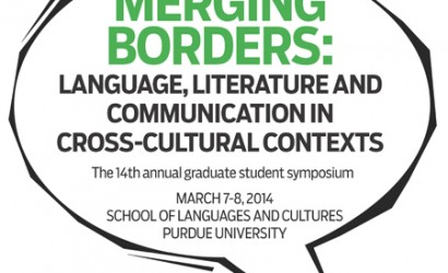 Purdue University's School of Language and Cultures is Seeking Papers