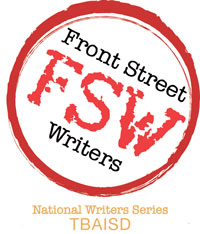 front street writers logo