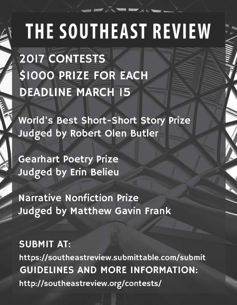 non fiction writing contests