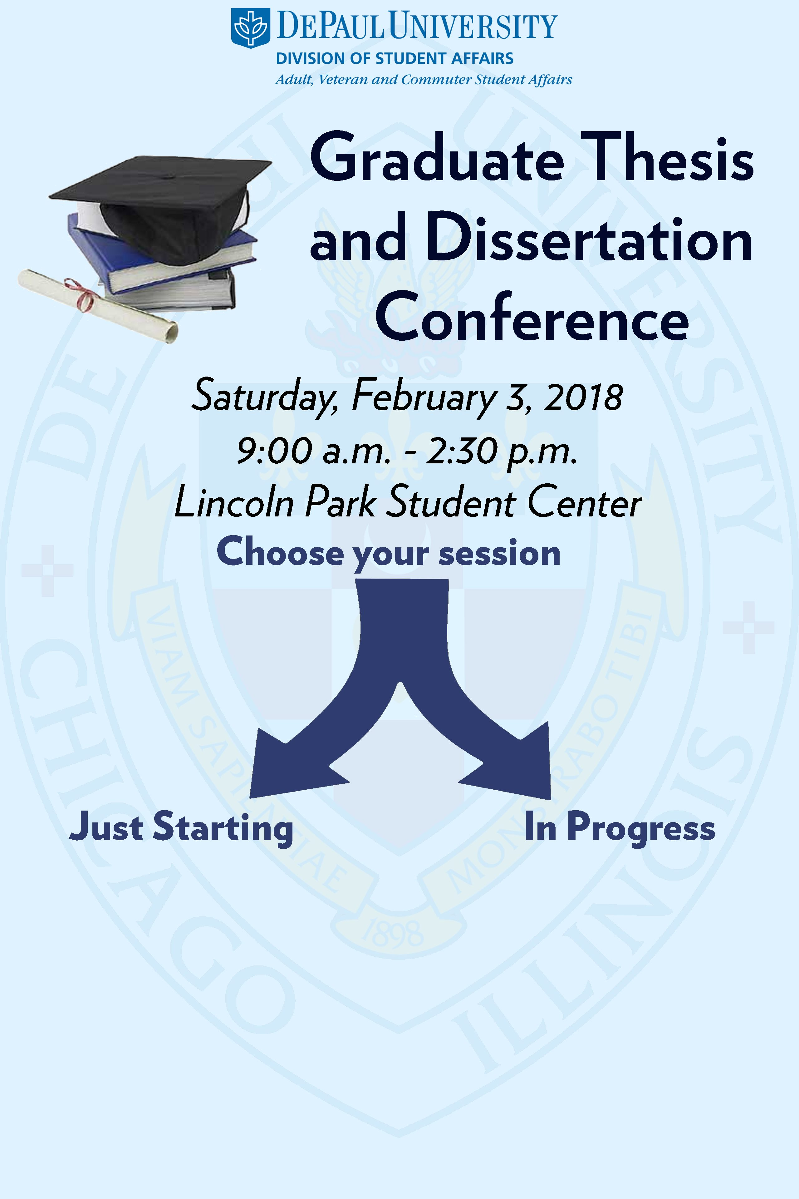 Dissertation proposal conference call